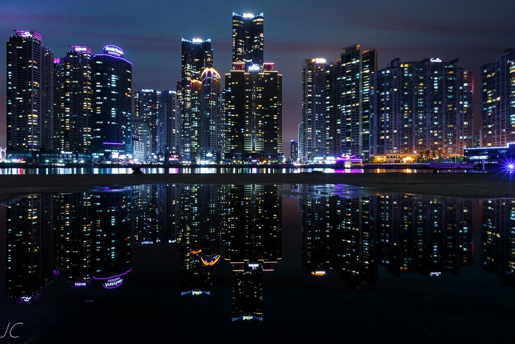 Busan Nightscape © Julien Cornette