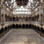 Chambre du commerce d'Anvers Urbex © Julien Cornette