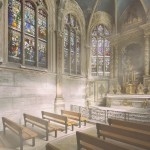 Eglise de la lumière Urbex © Julien Cornette