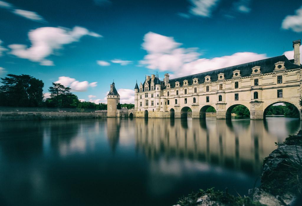 Chenonceau  © Julien Cornette