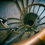 Escalier Tigrou Urbex © Julien Cornette